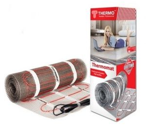 Теплый пол Thermo Thermomat TVK-180 2.5 м. кв.